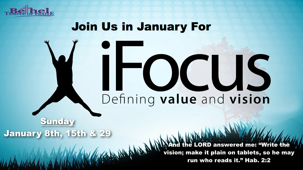 iFocus: Message Series