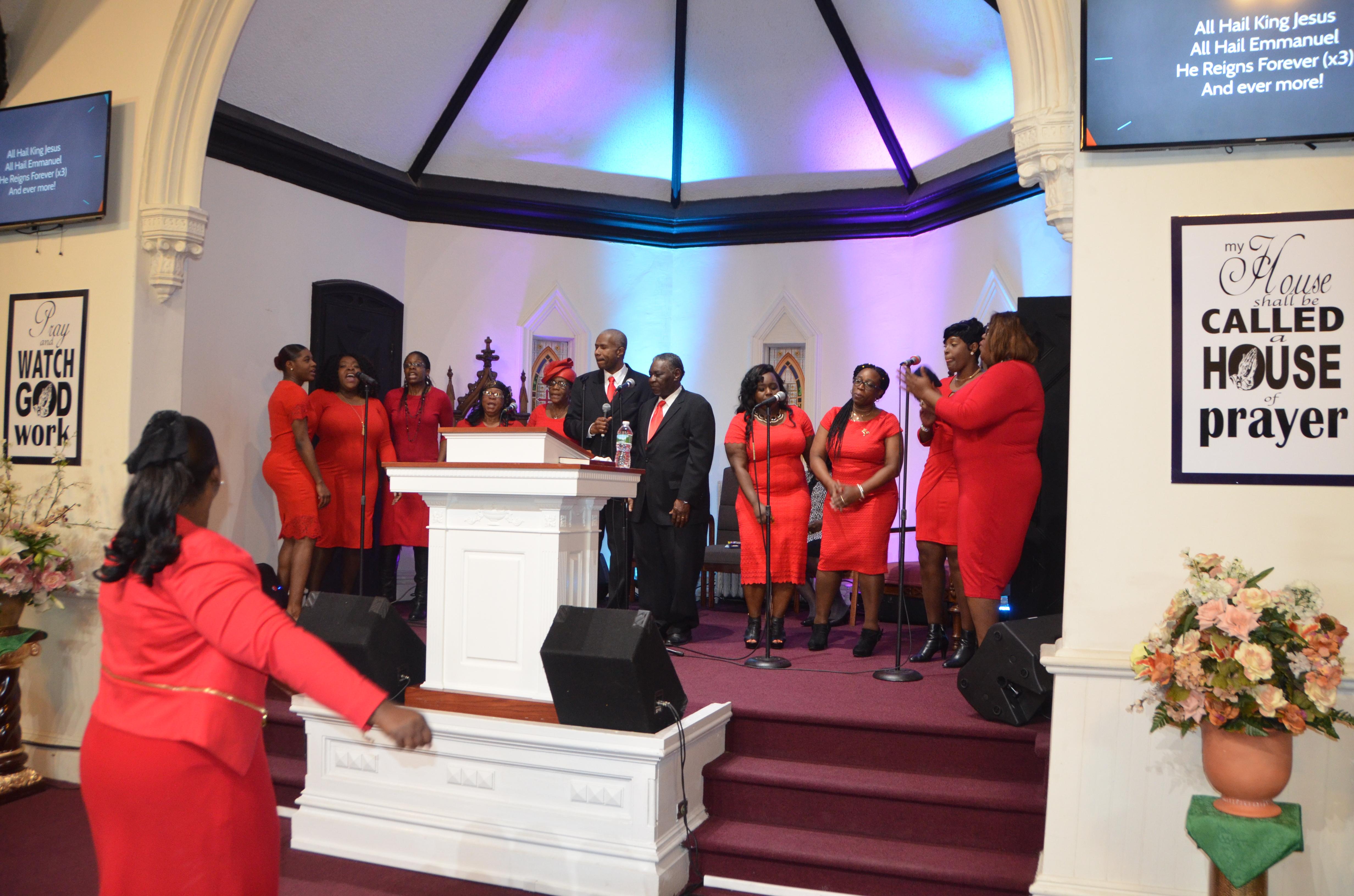Experience Spirit Filled Worship