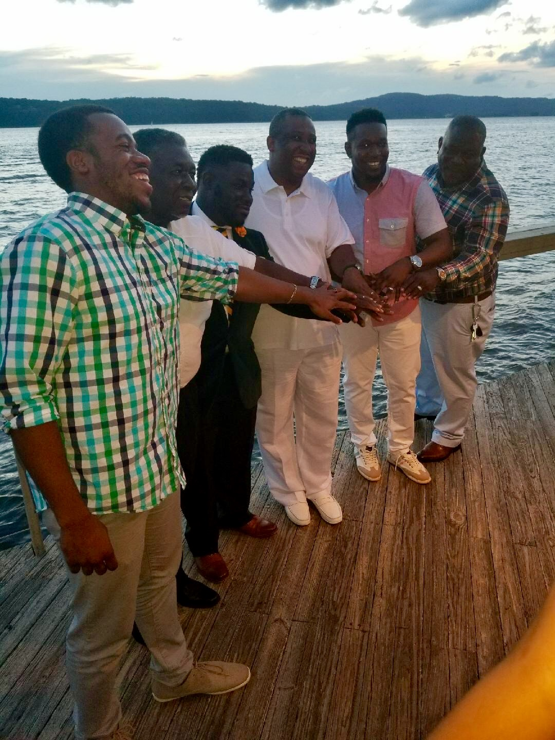 Couples Night Out: Proud Married Men